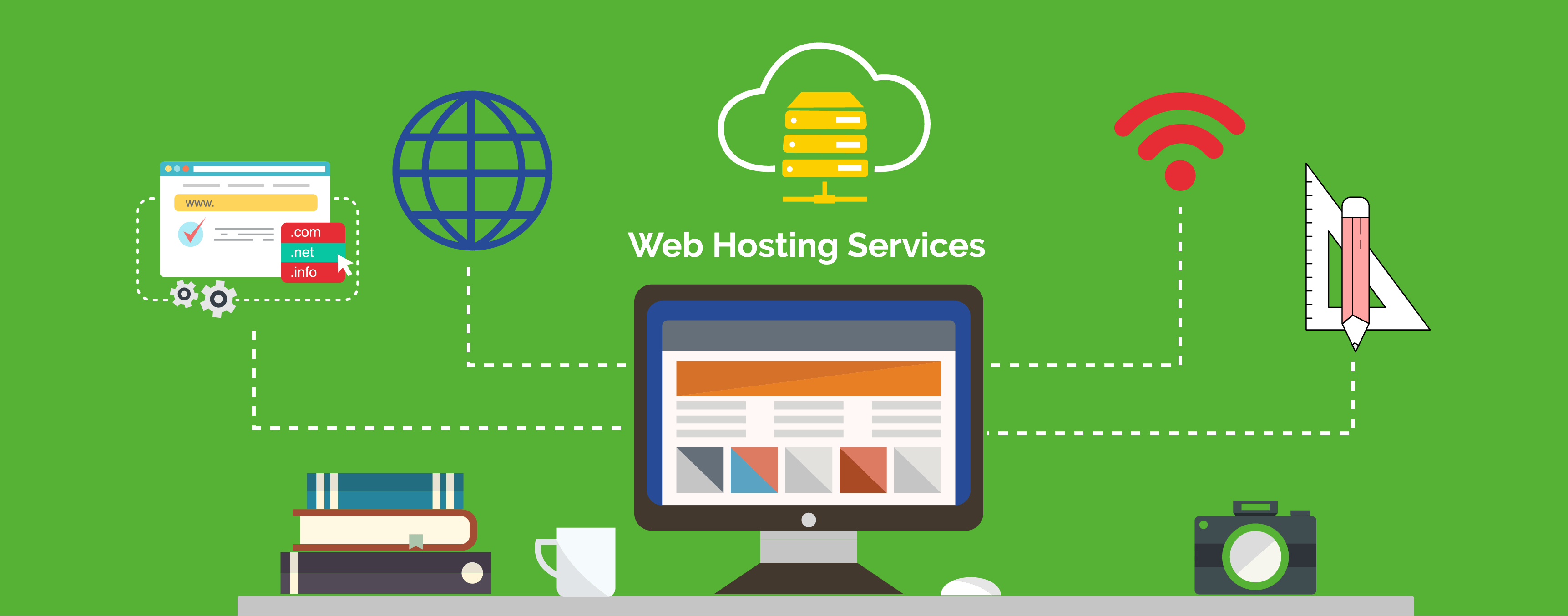 Top Web Hosting Company Services in Bangalore | Top Web